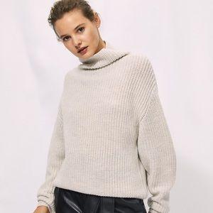 Aritzia Wilfred Montpellier Sweater XS